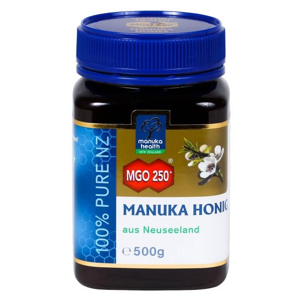 Manuka Health Manuka Honig MGO 250+ 500g