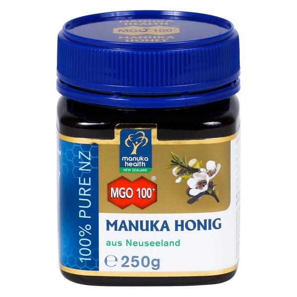 Manuka Health Manuka Honig MGO 100+  250g