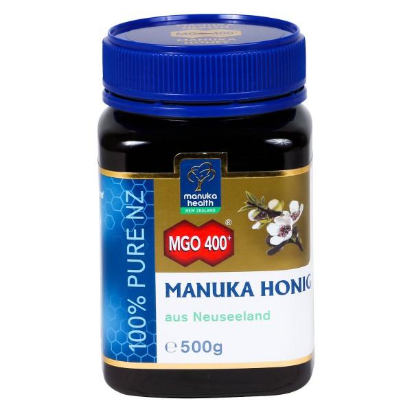 Manuka Health Manuka Honig MGO 400+ 500g