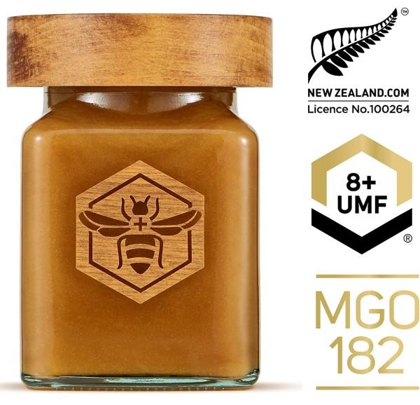 Manuka South Manuka Honig MGO 182+ UMF 8+ 250g