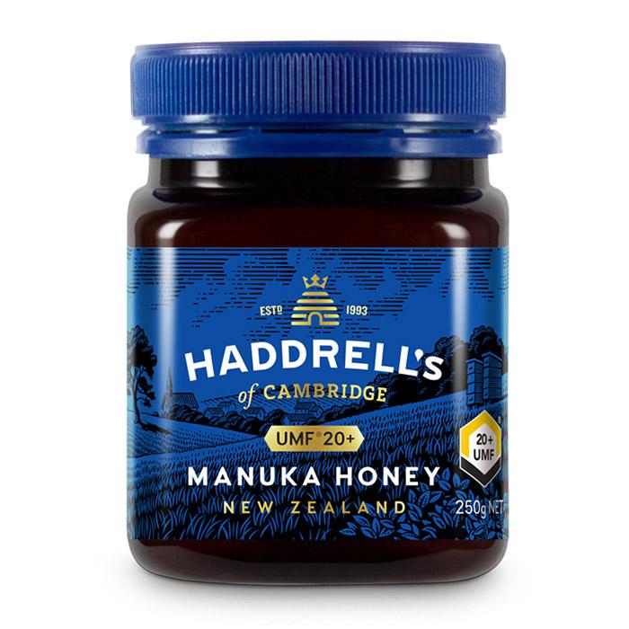 Haddrell's Manuka Honig UMF 20+ (MGO 800+) 250 g
