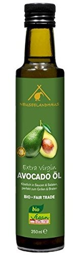 Neuseelandhaus Bio Avocadoöl  250 ml