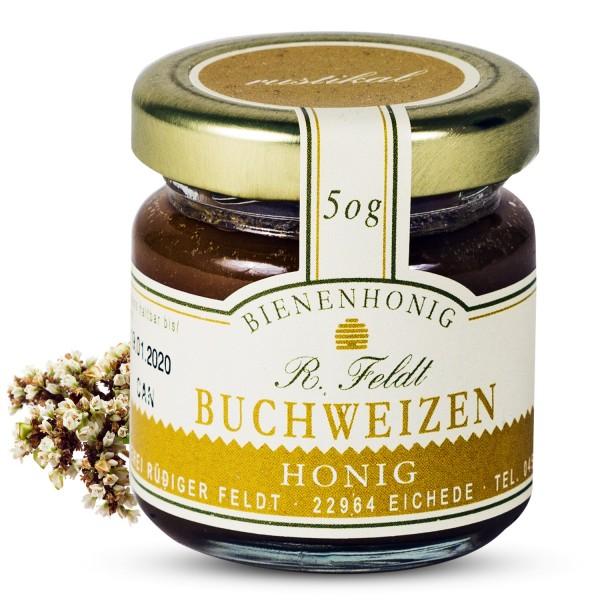 Rüdiger Feldt - Buchweizenhonig 50g - Buchweizen Honig 50g