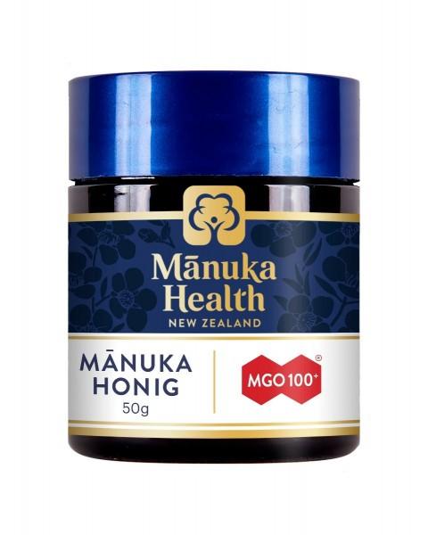 Manuka Health Manuka Honig MGO 100+ 50 g