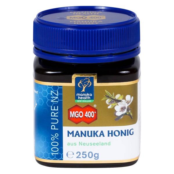 Manuka Health Manuka Honig MGO 400+ 250g