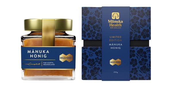 Stark limitiert: Manuka Health Manuka Honig MGO 1000+ 250 g