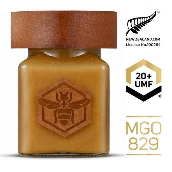 Manuka South Manuka Honig MGO 829+ UMF 20+ 250g im Glas mit Box