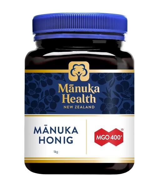Manuka Health Manuka Honig MGO 400+ 1000 g