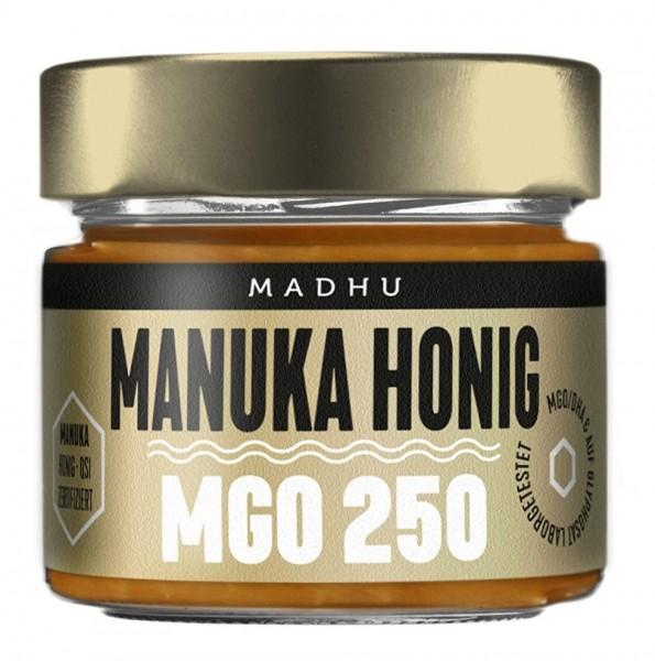 Madhu Manuka Honig MGO 250+ 150 g