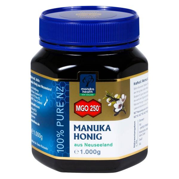 Manuka Health Manuka Honig MGO 250+ 1000g