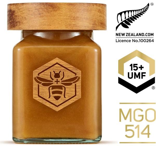 Manuka South Manuka Honig MGO 514+ UMF 15+ 250g