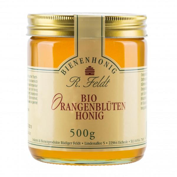 Rüdiger Feldt Bio Orangenblütenhonig 500g