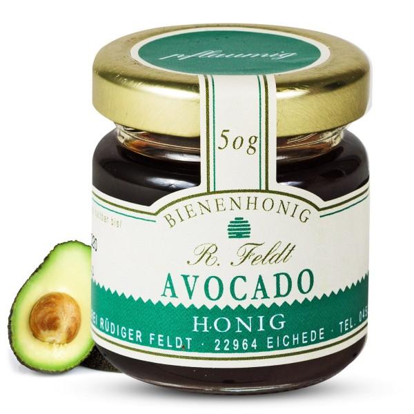 Rüdiger Feldt - Avocadohonig - Avocado Honig 50g