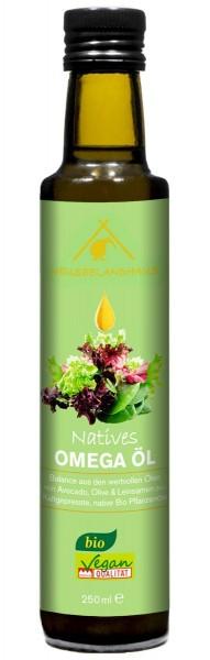 Neuseelandhaus Omegaöl Bio 250 ml