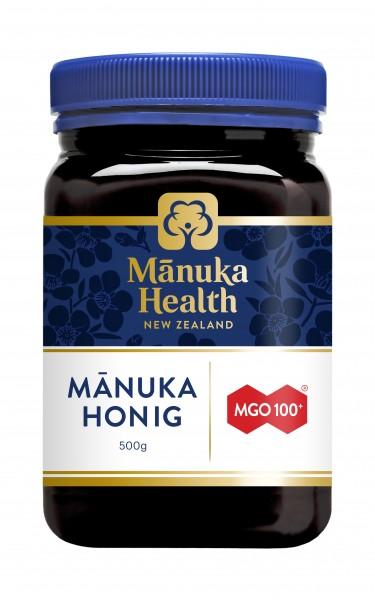 Manuka Health Manuka Honig MGO 100+ 500g