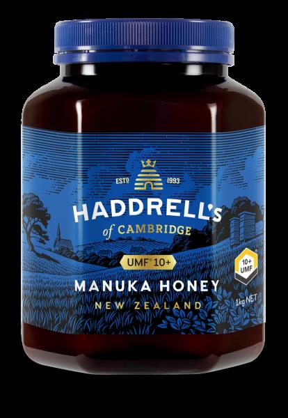 Haddrell's Manuka Honig MGO 250+ (UMF 10+) 1000g