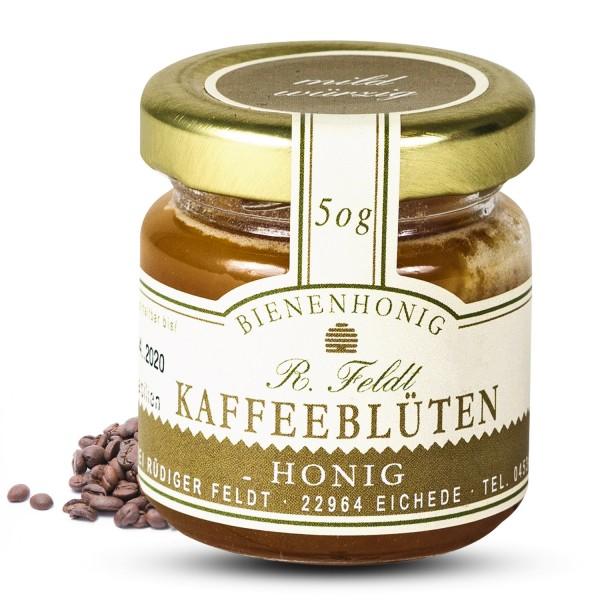 Rüdiger Feldt - Kaffeeblütenhonig 50g - Kaffeeblüten Honig 50g