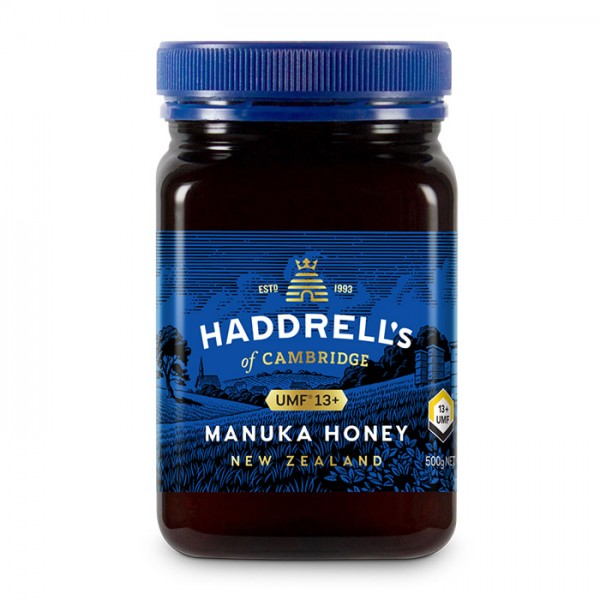 Haddrell's Manuka Honig MGO 400+ UMF 13+ 500g