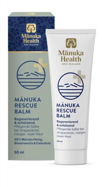 Manuka Health Manuka Rescue Balm 50ml für strapazierte Haut