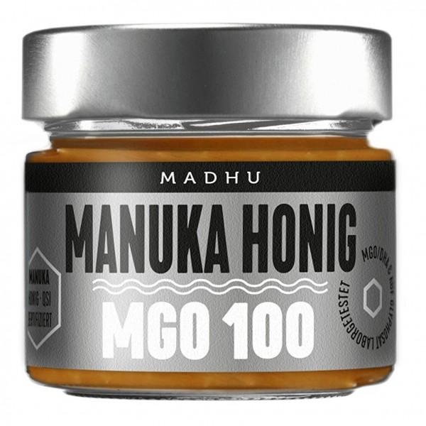 Madhu-MGO-Manuka-Honig-100-150g
