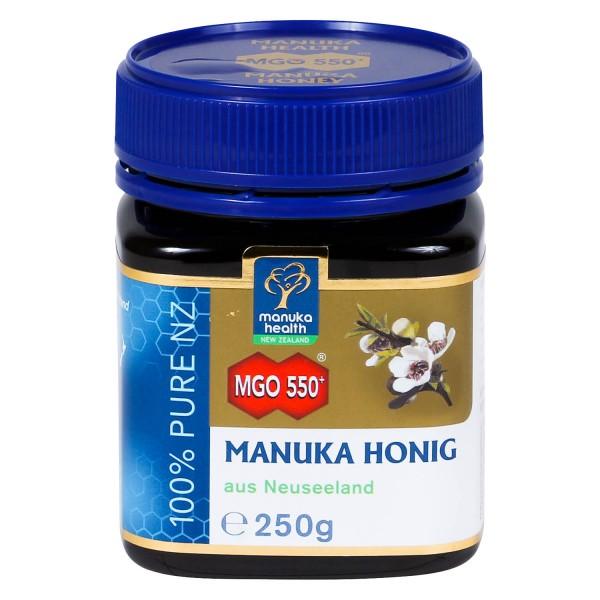 Manuka Health Manuka Honig MGO 550+ 250g