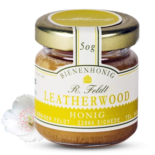 Rüdiger Feldt - Leatherwoodhonig 50g - Leatherwood Honig 50g