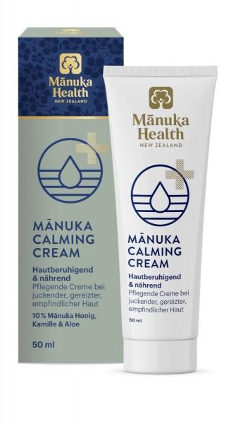 Manuka Health Manuka Calming Cream 50ml für trockene und gereizte Haut